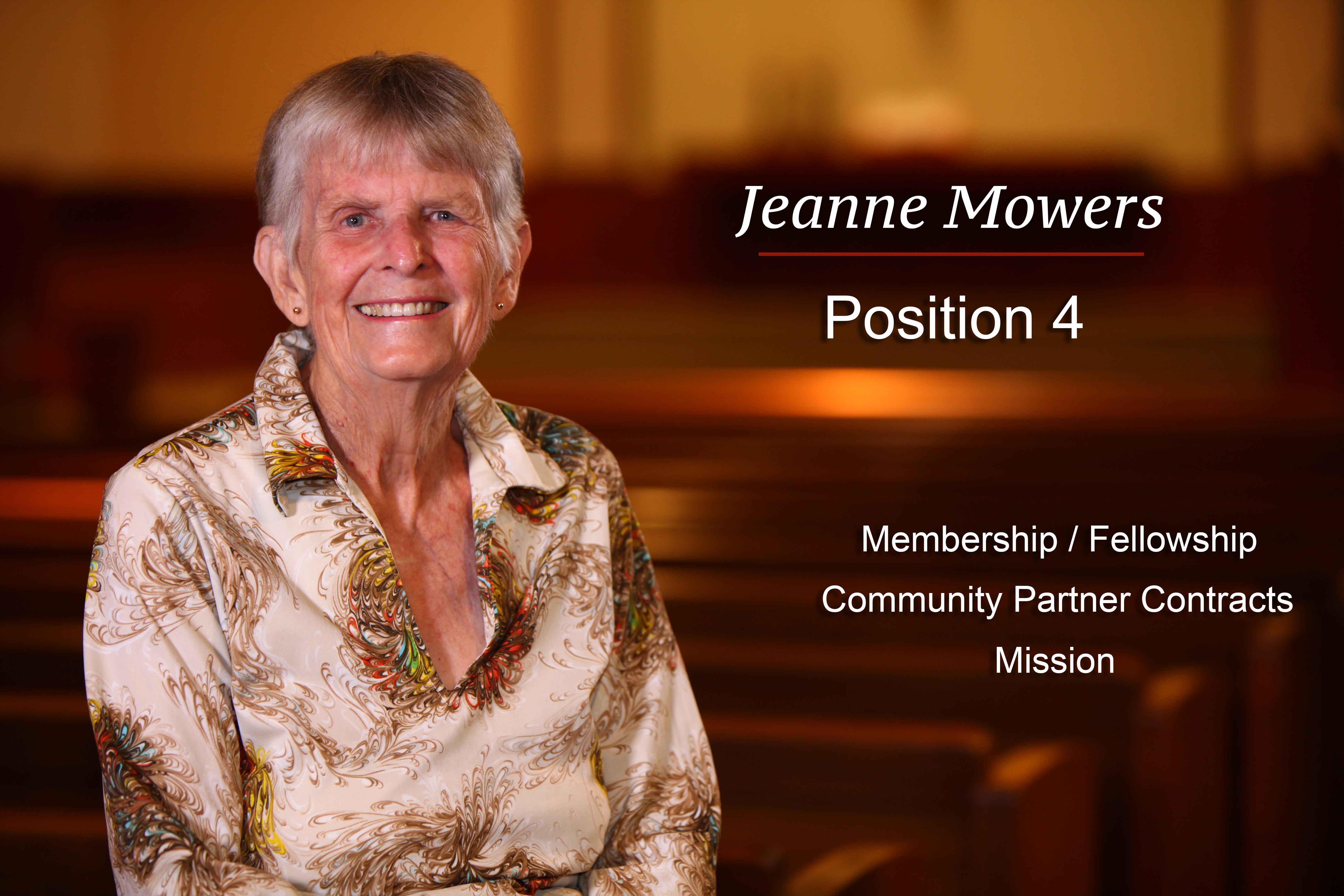 Jeanne Mowers