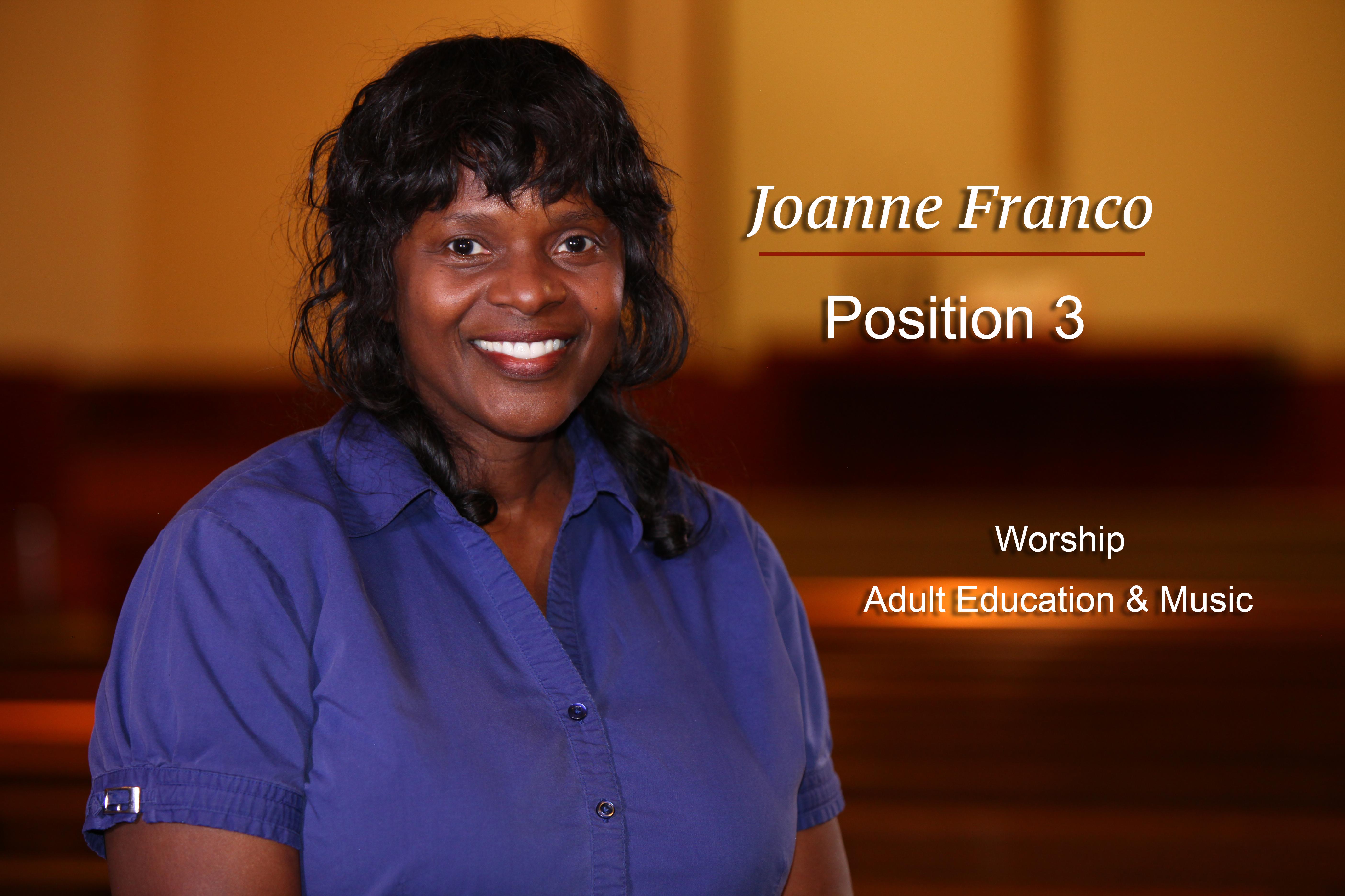 Joanne Franco