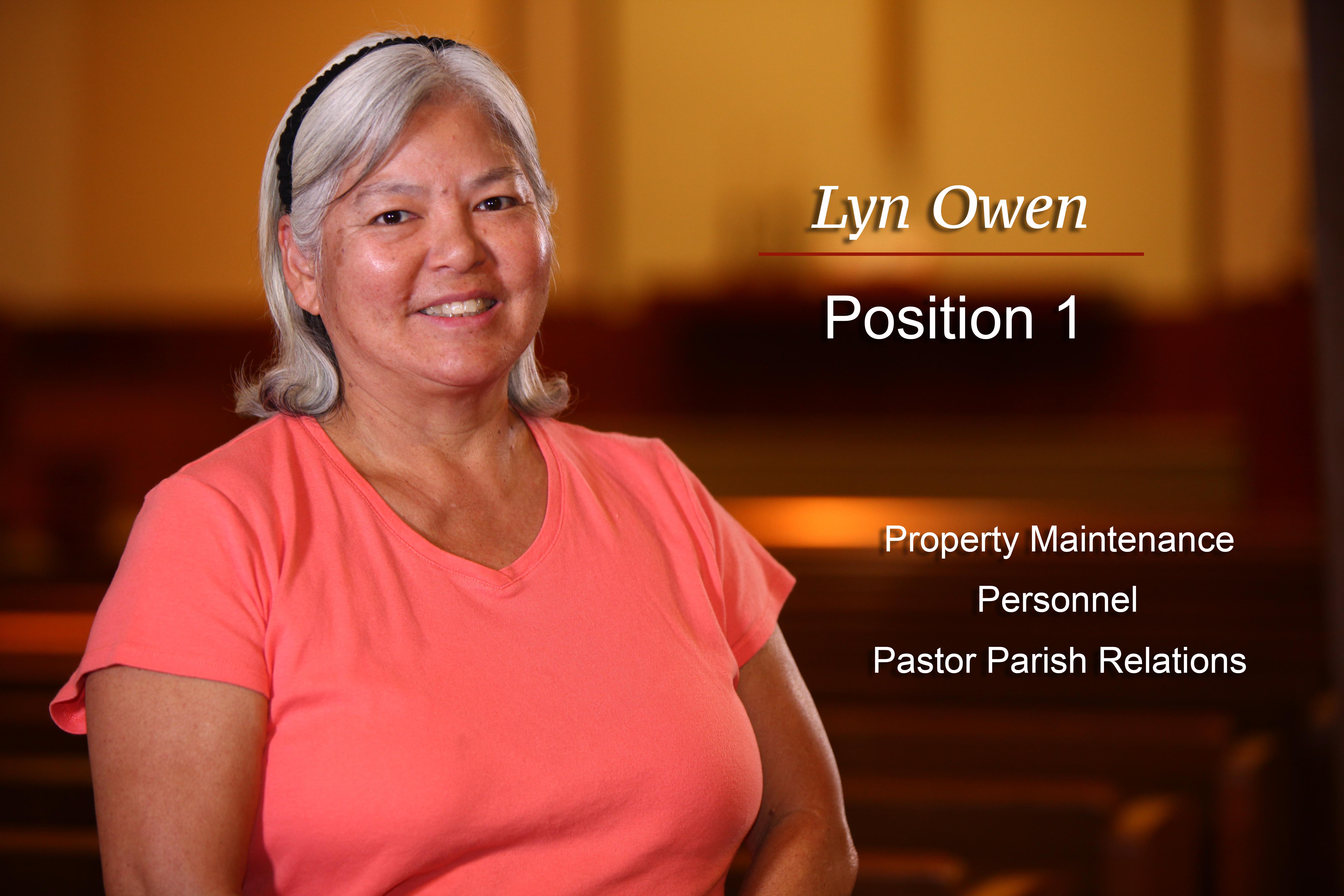 Lyn Owen 2016