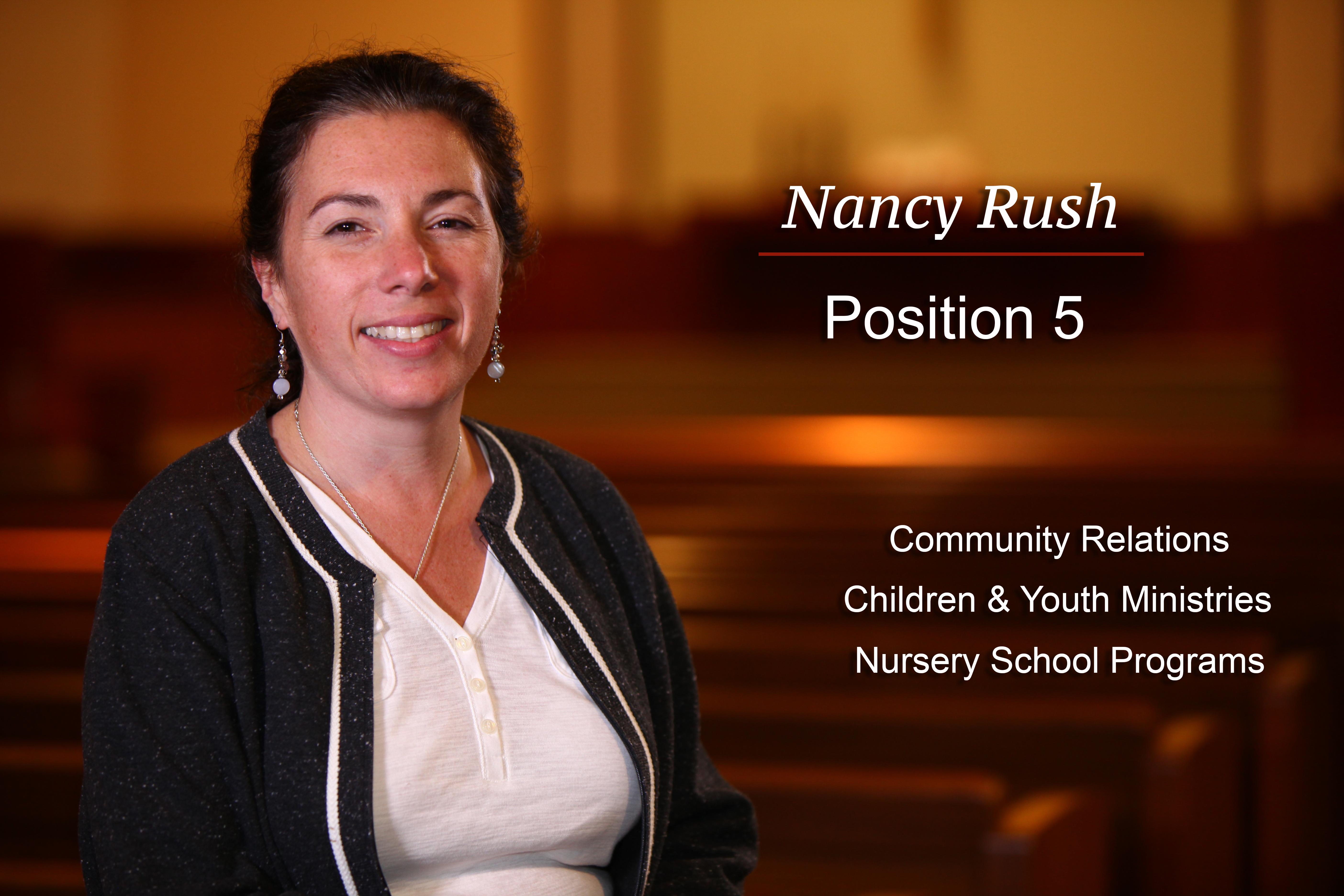 Nancy Rush 2016